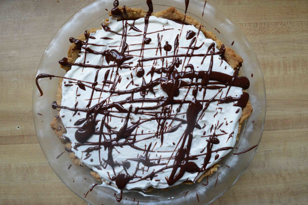 The Loveless Cafe's Muddy Fudge Pie
