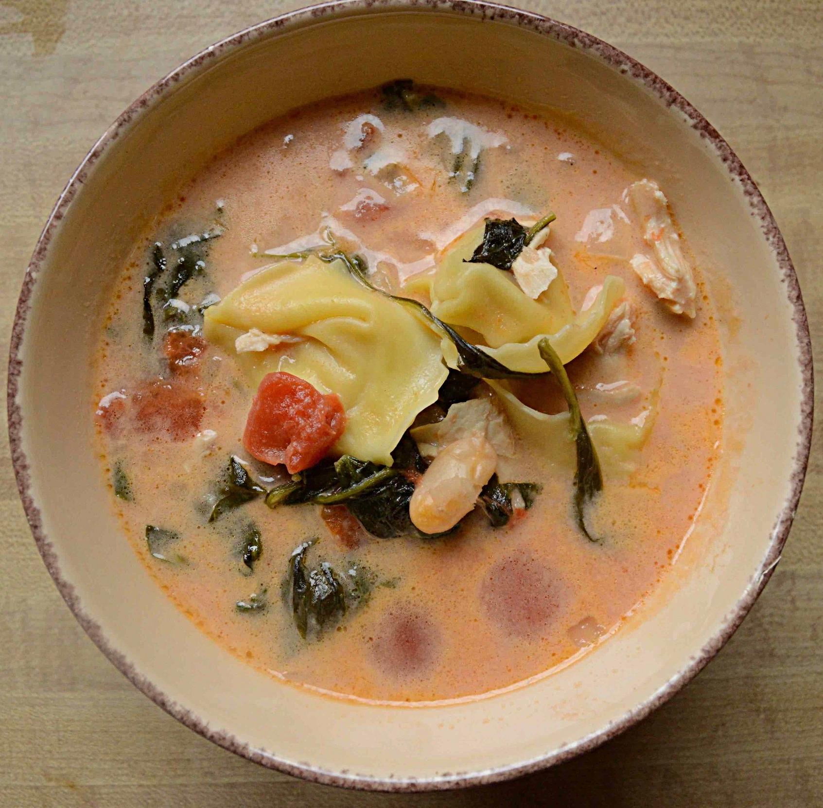 Stracciatella Soup with Mini-Meatballs — Unwritten Recipes