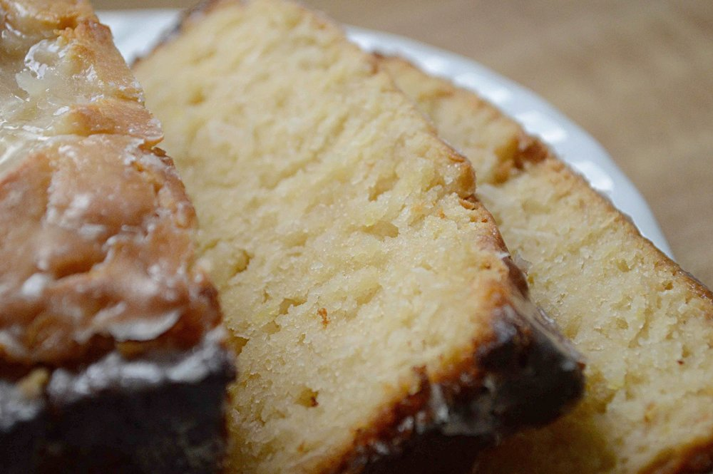 Lemon-Coconut Bread