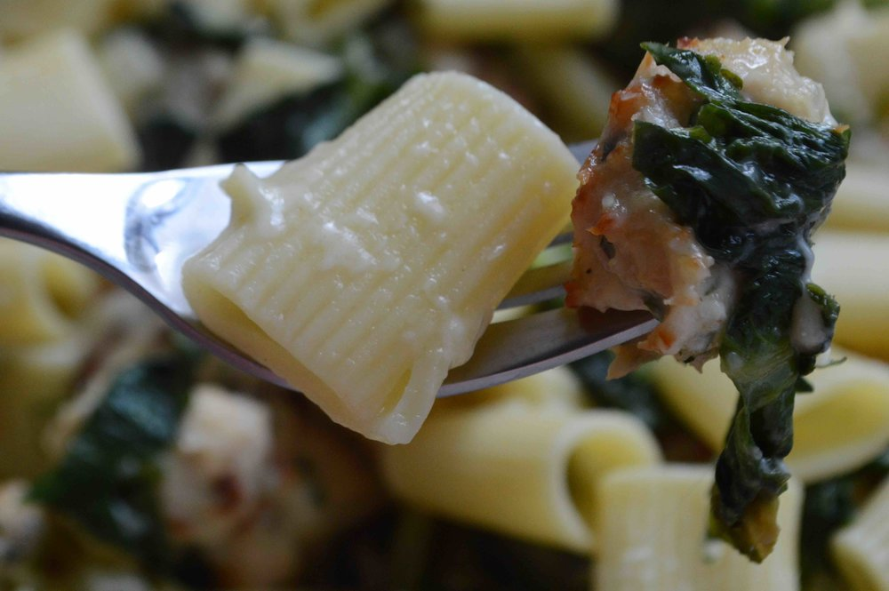 Italian Wedding Soup Pasta