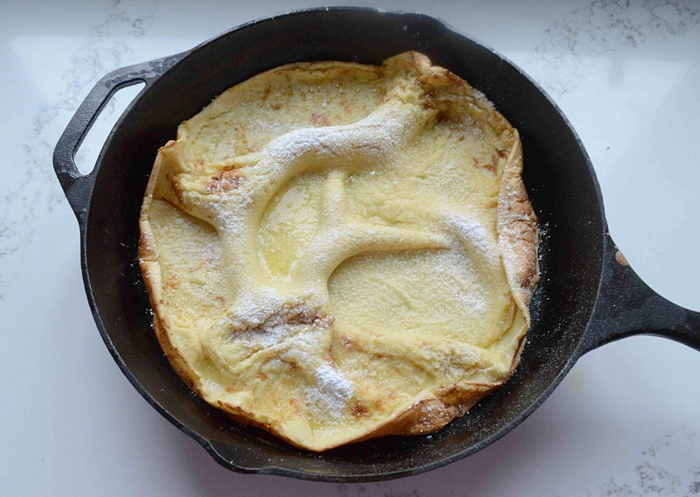 Blender Dutch Baby