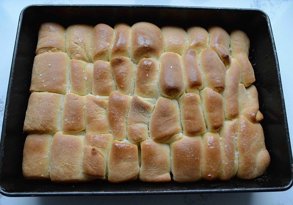 Foolproof Parker House Rolls