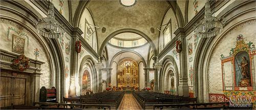The Mission, San Juan Capistrano