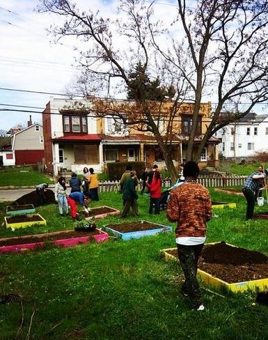 Homewood Gardens, Ecosocialist Convergence, 2014