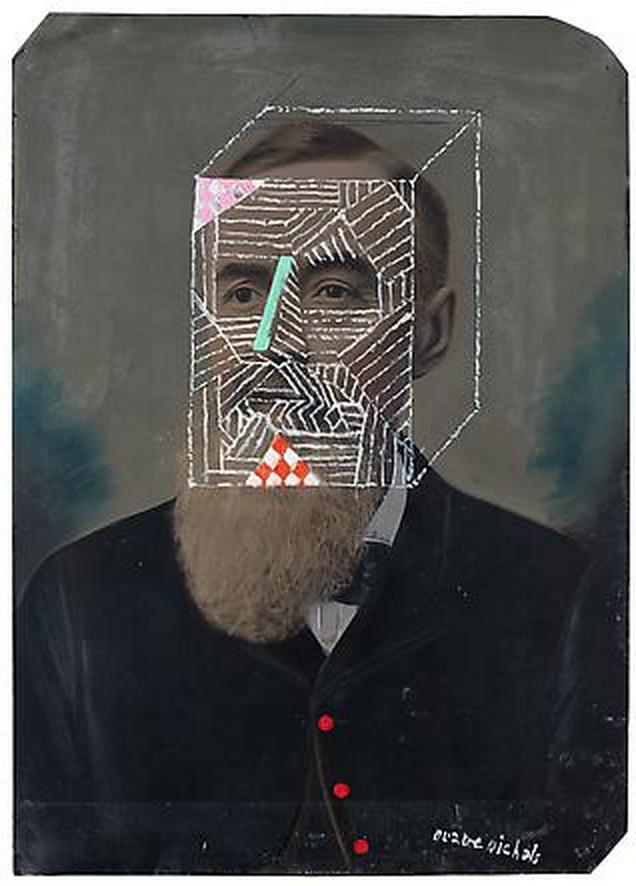 James Joyce, 2012 by Duane Michals