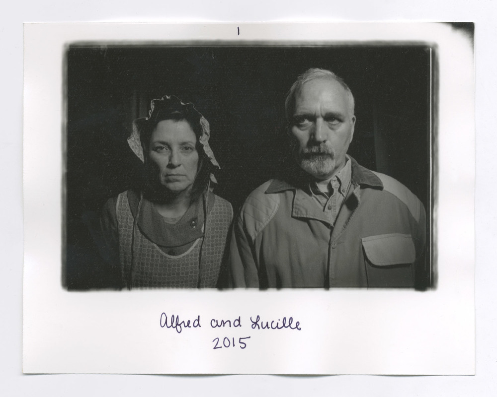 Alfred and Lucille, 2015
