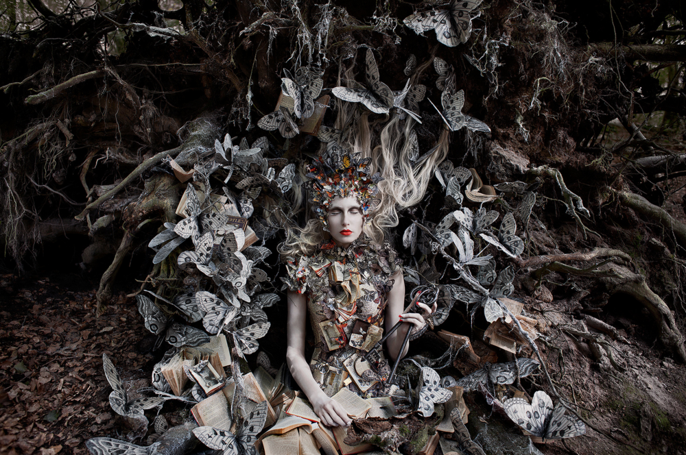 """The Ghost Swift"" by Kirsty Mitchell"