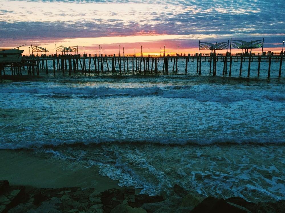 Redondo Beach Pier, CA