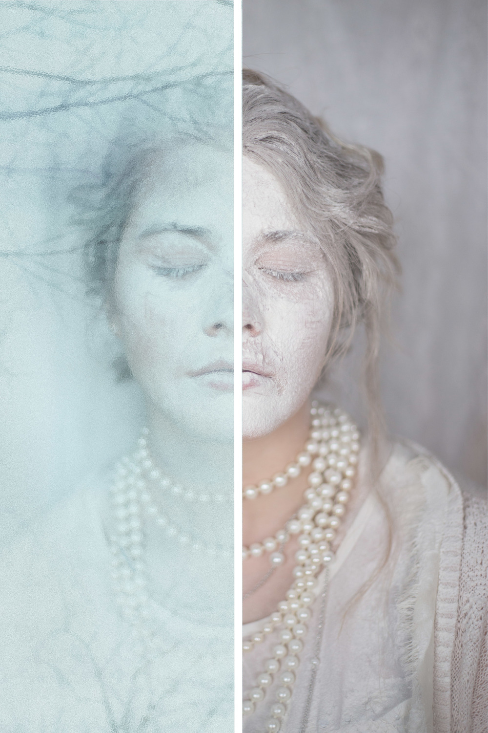 Before & After Retouching  Faith Through Fotos • © Leah Schonauer