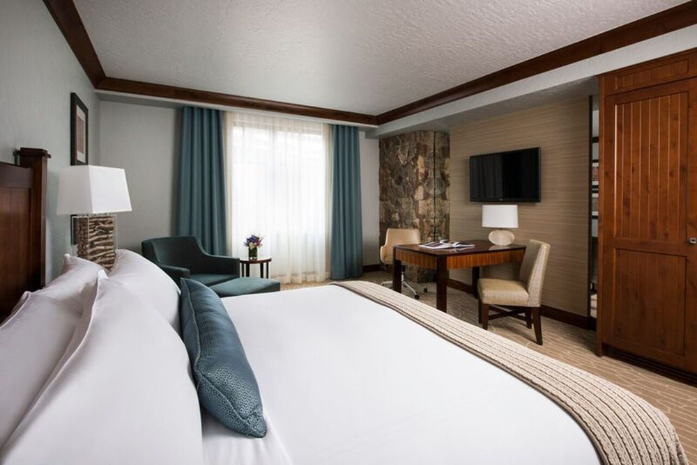 King Residential Suite Room