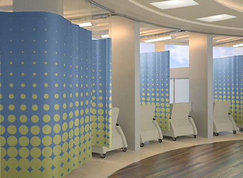 Attractive ... Office Cubicle Curtains