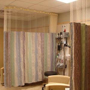 medical hospital curtains w track ip with flexible x privacy curtain h light brown cubicle