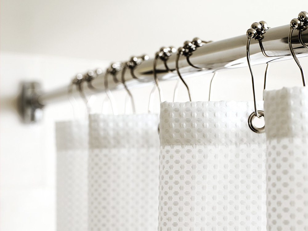 Shower Curtain Fabrics Liners