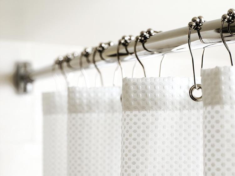 Hospital Shower Curtains | Vinyl Shower Curtains | Hookless Shower ...