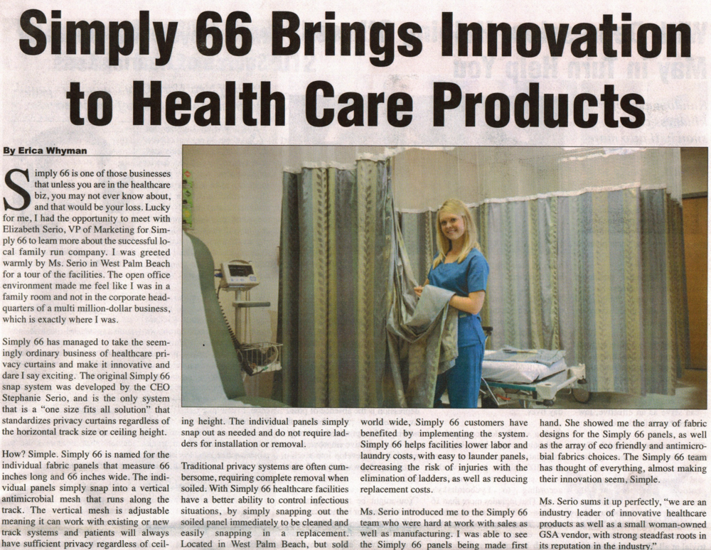 Simply 66 Innovation Global Health 2012