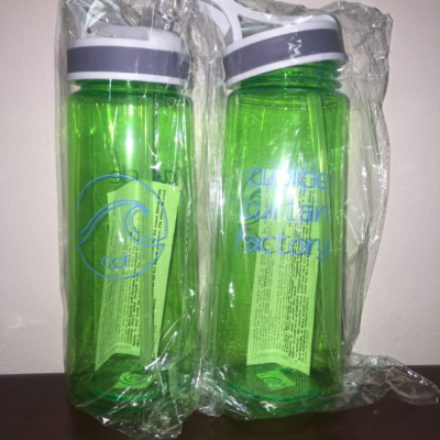 CCF bpa free water bottle