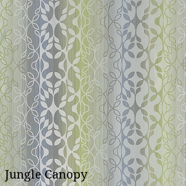 Jungle Sustainable Cubicle Curtains