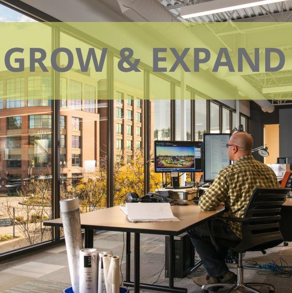 GROW & EXPAND -