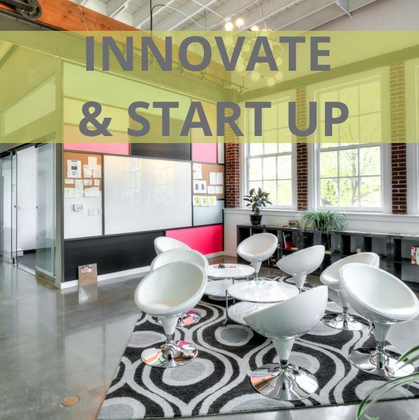 start up -