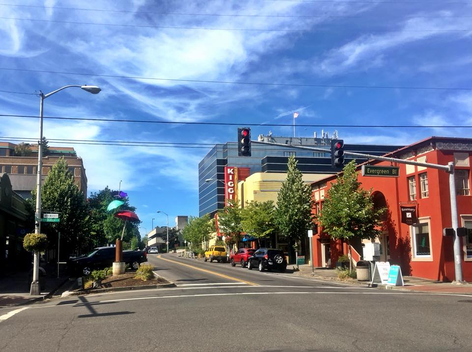 Vancouver, Washington: Main Street