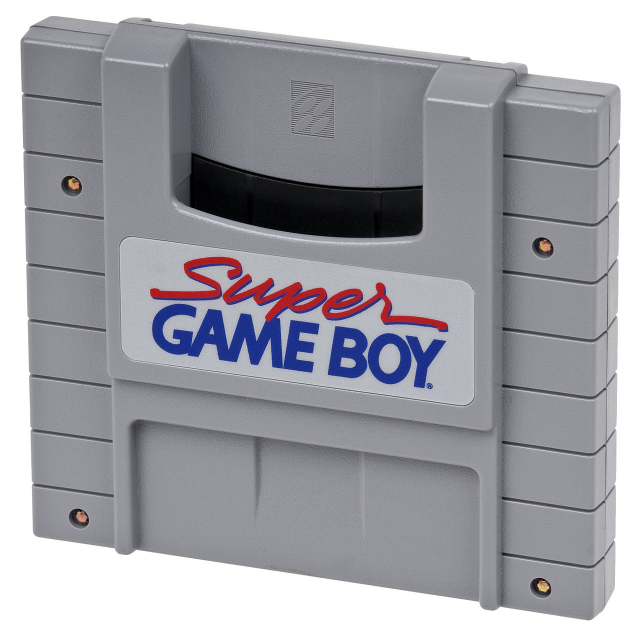 For great analysis of how the Super Game Boy worked it magic, check out this  blog post from Love Conquers All Games .