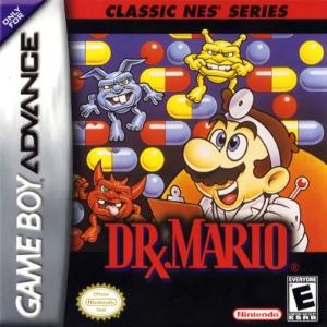 Classic NES DrMario box