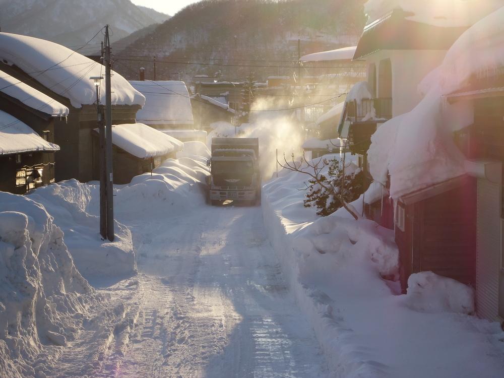 Hokkaido snow 2