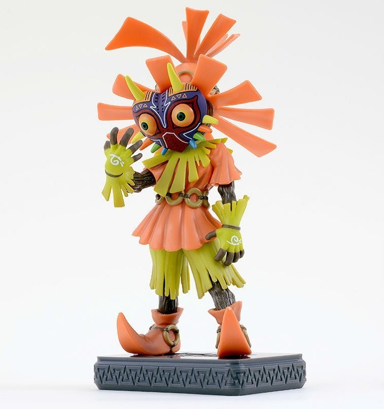 But  holy shit— does this one unlock something cool?! Skull Kid is so rad.