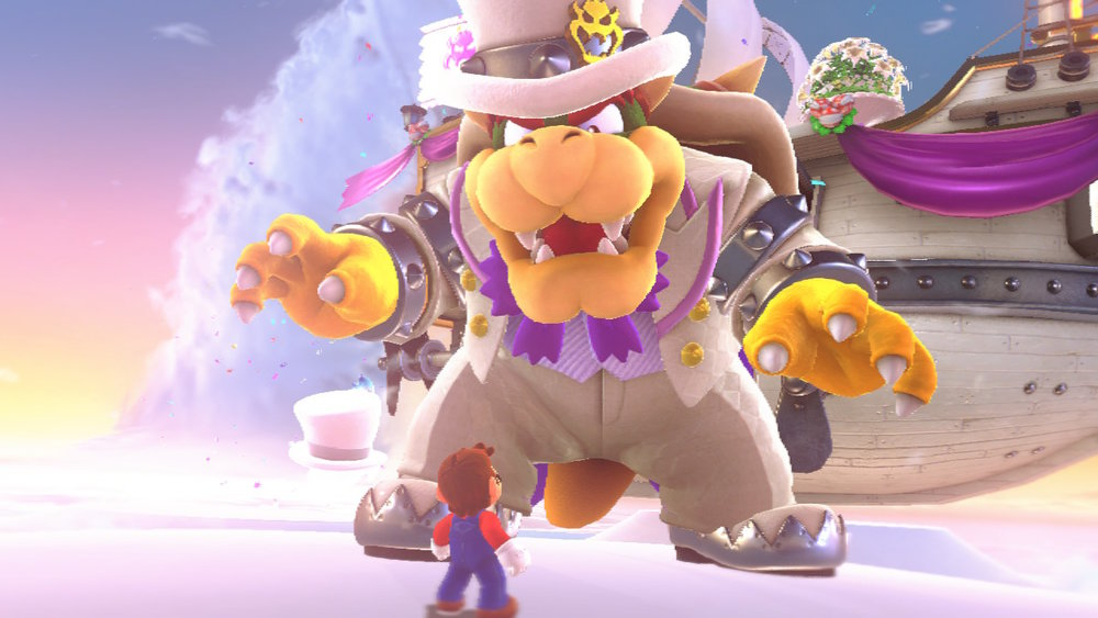styling bowser