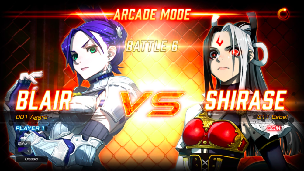 Just a simple arcade mode goes a long way.