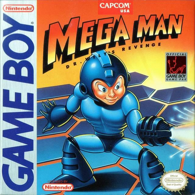 Mega Man (Game Boy) review — Kelleher Bros