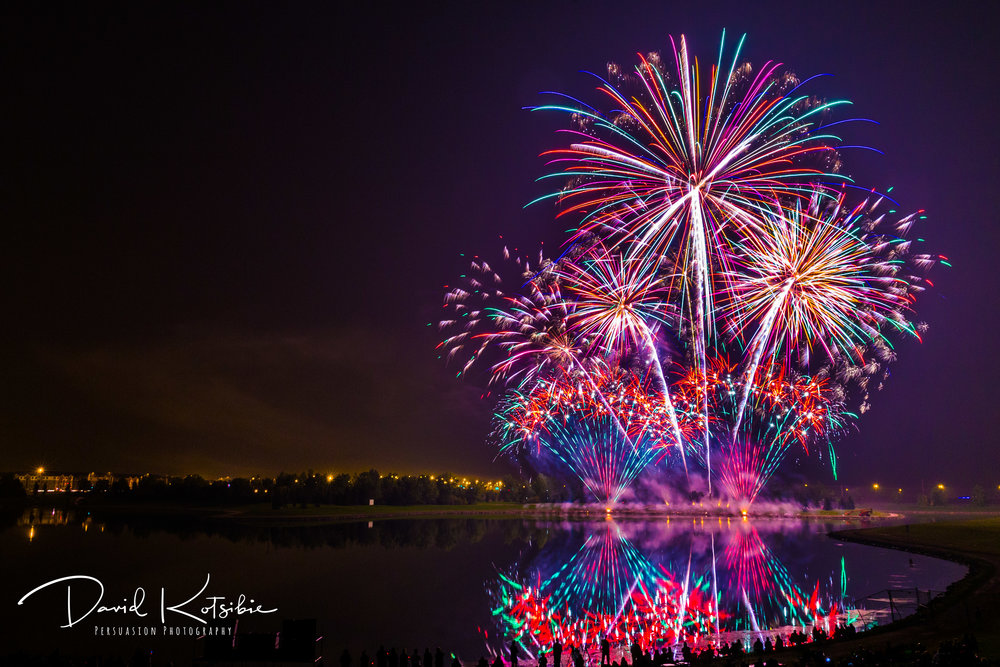 Globalfest - International Fireworks Festival