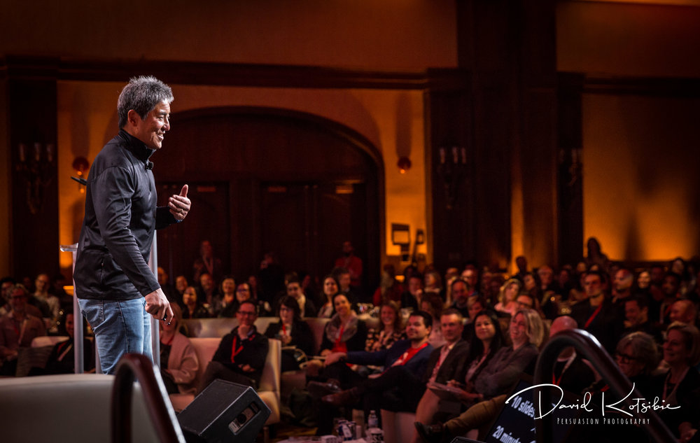 Marketing Icon Guy Kawasaki - The Gathering Banff