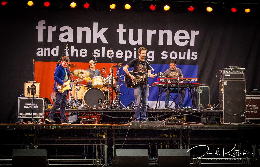 Frank Turner - Mac Hall Concert