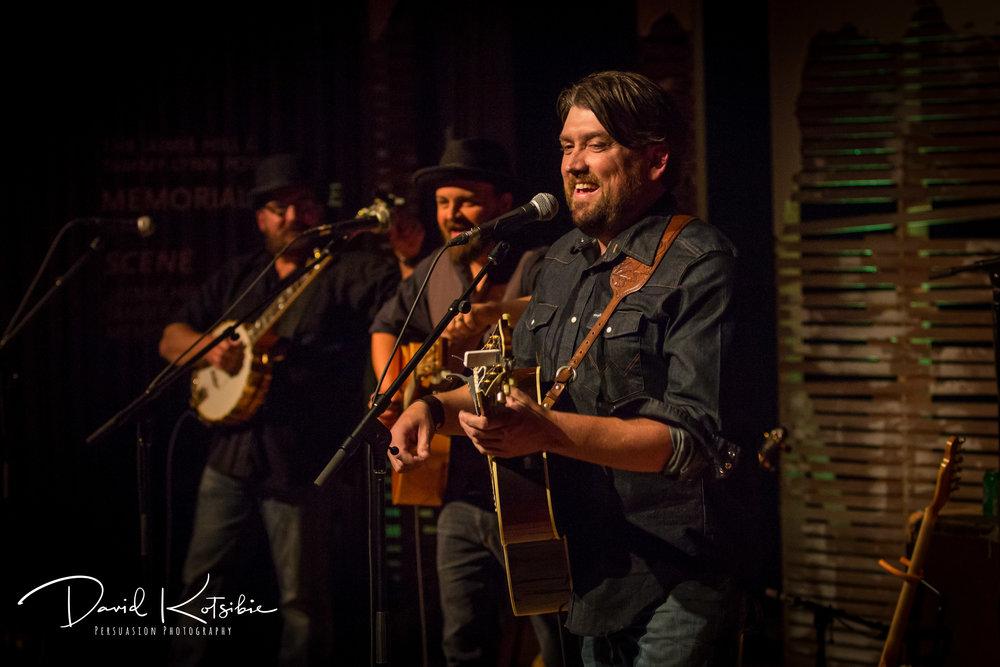 Blake Reid Band - Calgary Intl Film Festival