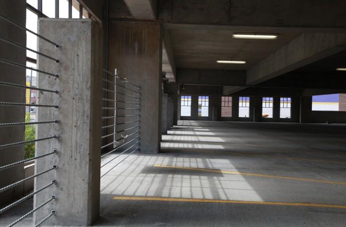 Fail Plaza Garage