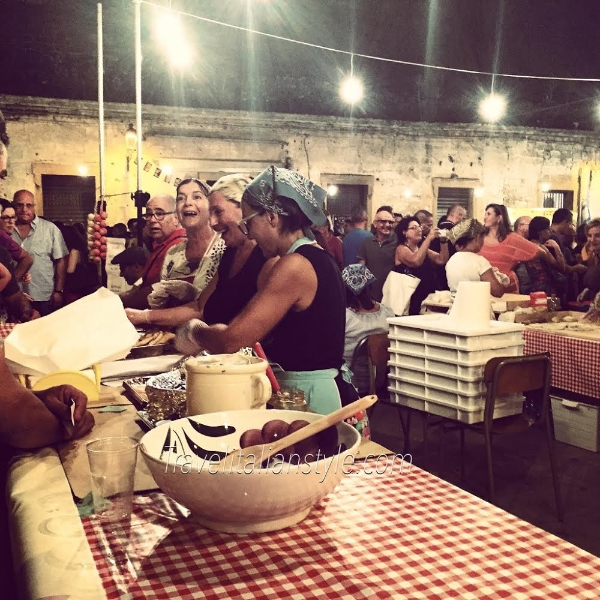 Photo credit: Cassandra Santoro - Festival in the Village of San Vito dei Normanni in Puglia