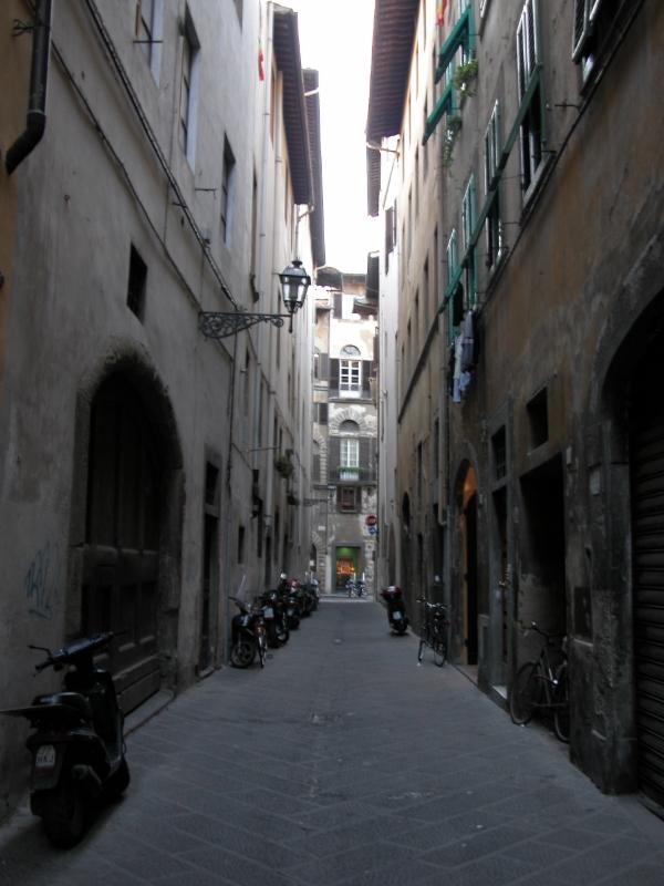 Via dei Velluti, Firenze