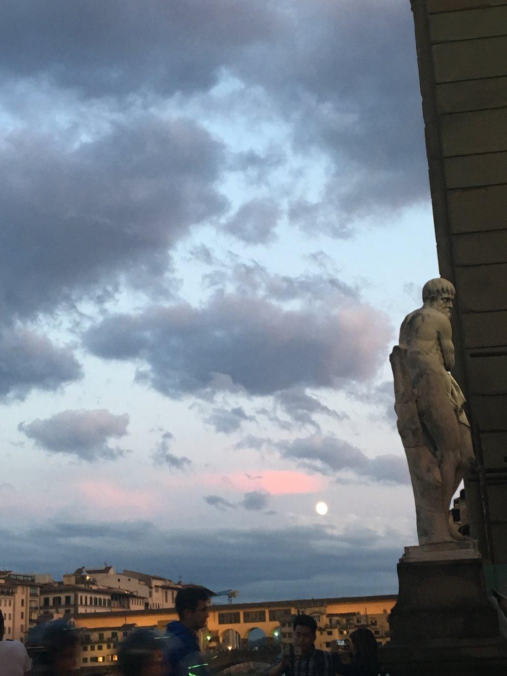 Ponte Santa Trinita - il mio preferito