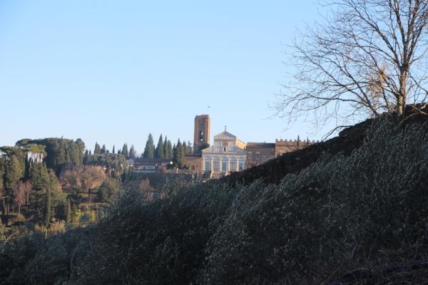 San Miniato...A View from Giardino Bardini