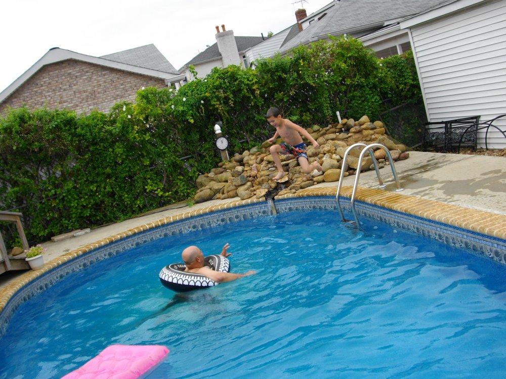 Jorge & Justin in pool.jpg