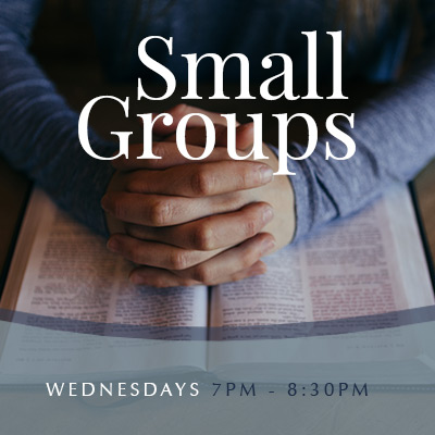 Small Groups at West Toronto Baptist Church