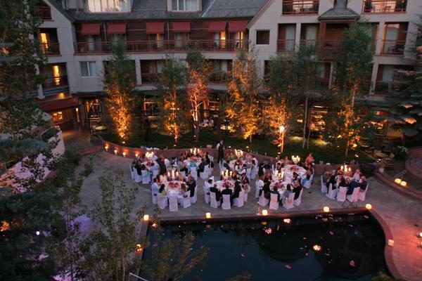 Louis Vuitton Aspen Store Opening Dinner