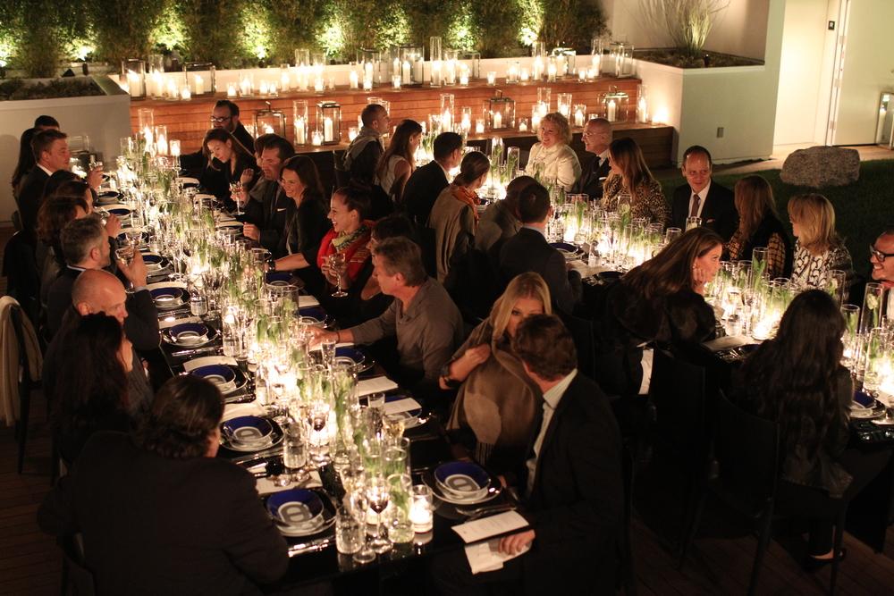 Hermes Maison Design Dinner