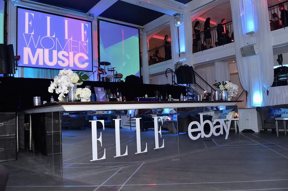 ELLE Women in Music