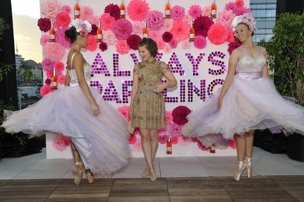Ruffino Sparkling Rosé Launch