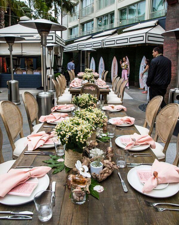 Marc Jacobs Daisy Love Influencer Dinner