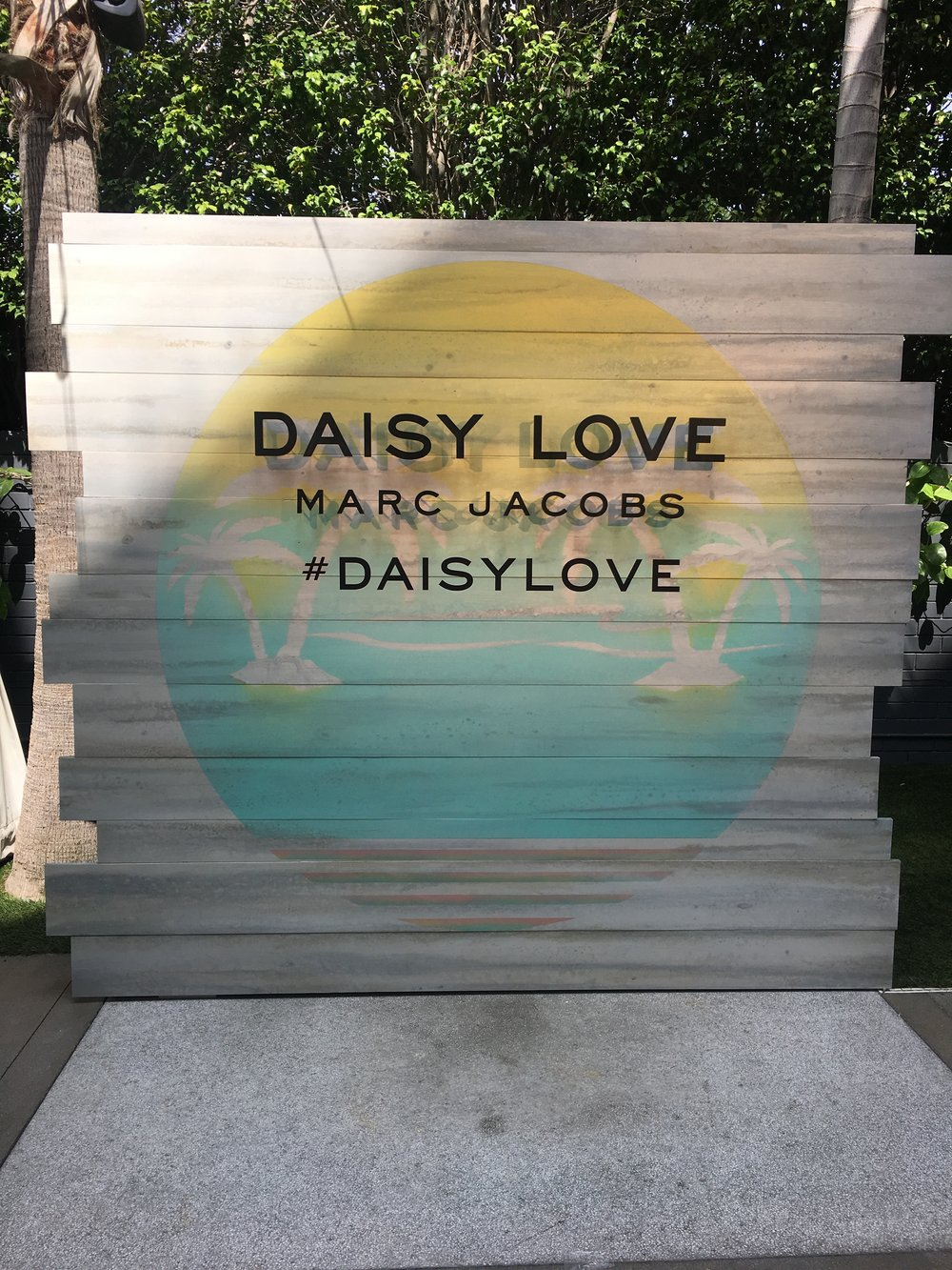 Marc Jacobs Daisy Love Influencer Dinner