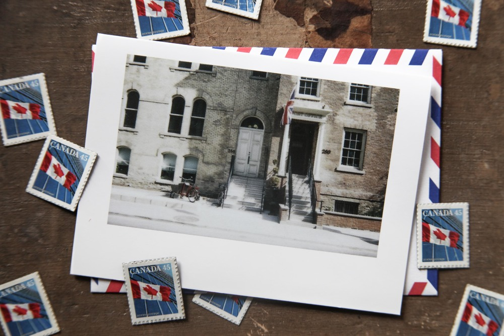 POST OFFICE - 260 Adelaide Street East became our first post office in 1834.
