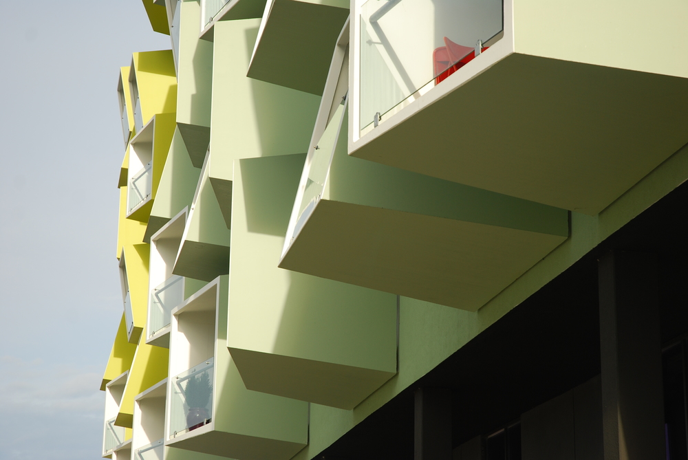 Ørestad Plejecenter, JJW arkitekter
